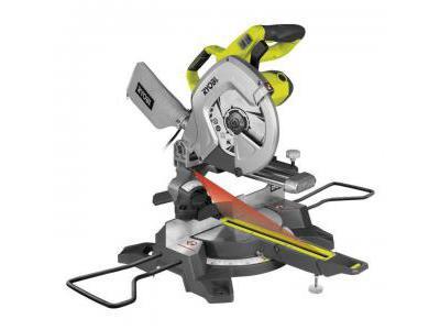 Ryobi ukośnica EMS254L 2000W z laserem 254 mm 5133001202