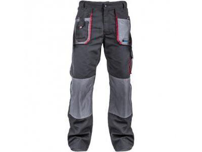 Spodnie ochronne DEDRA BH2SP-XL, gramatura 265g/m2, rozmiar XL